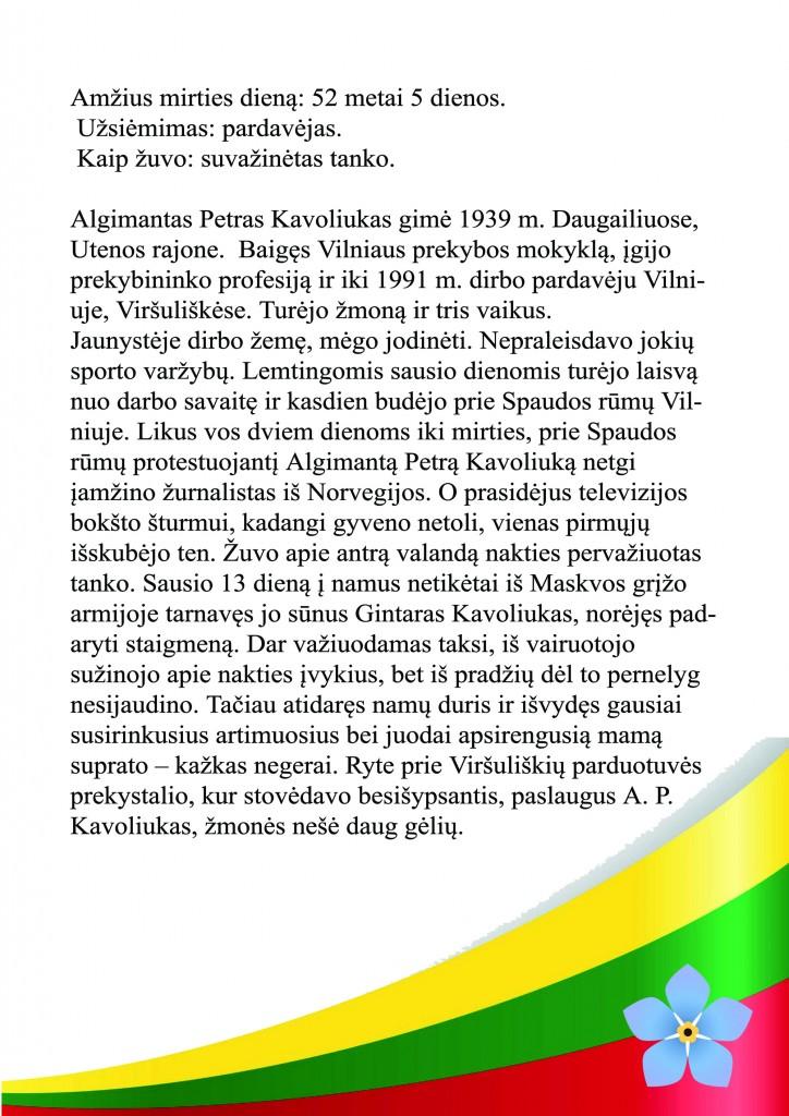 Algimantas Petras Kavoliukas