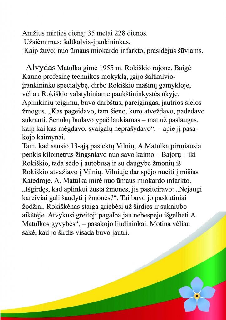 Alvydas Matulka