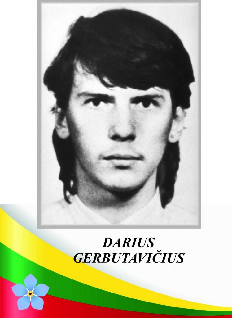 Darius Gerbutavičius