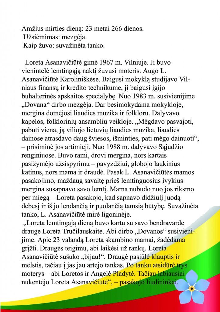 Loreta Asanavičiūtė